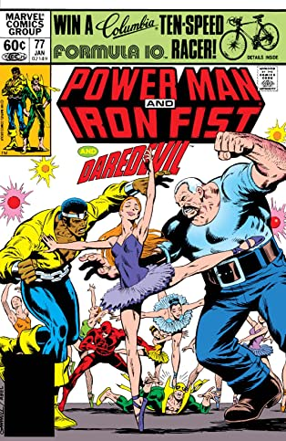 Power Man and Iron Fist (1978-1986) #77