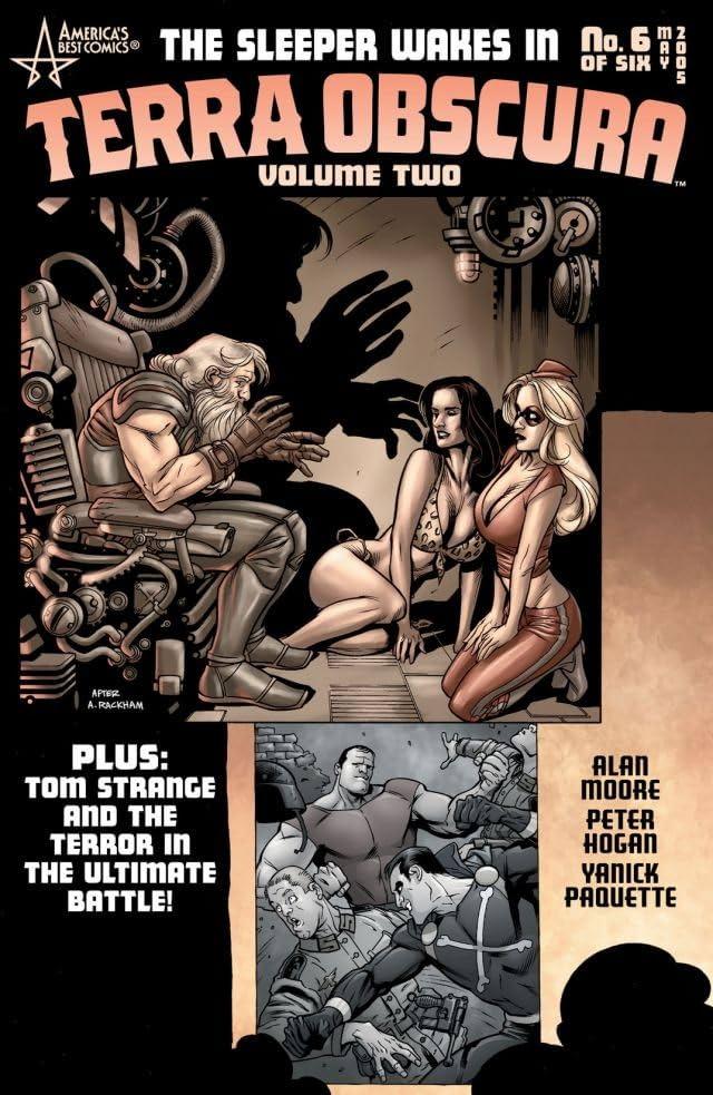 Terra Obscura Vol. 2 #6 (of 6)