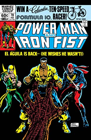 Power Man and Iron Fist (1978-1986) No.78