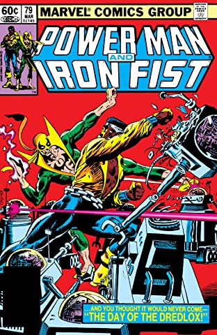 Power Man and Iron Fist (1978-1986) No.79