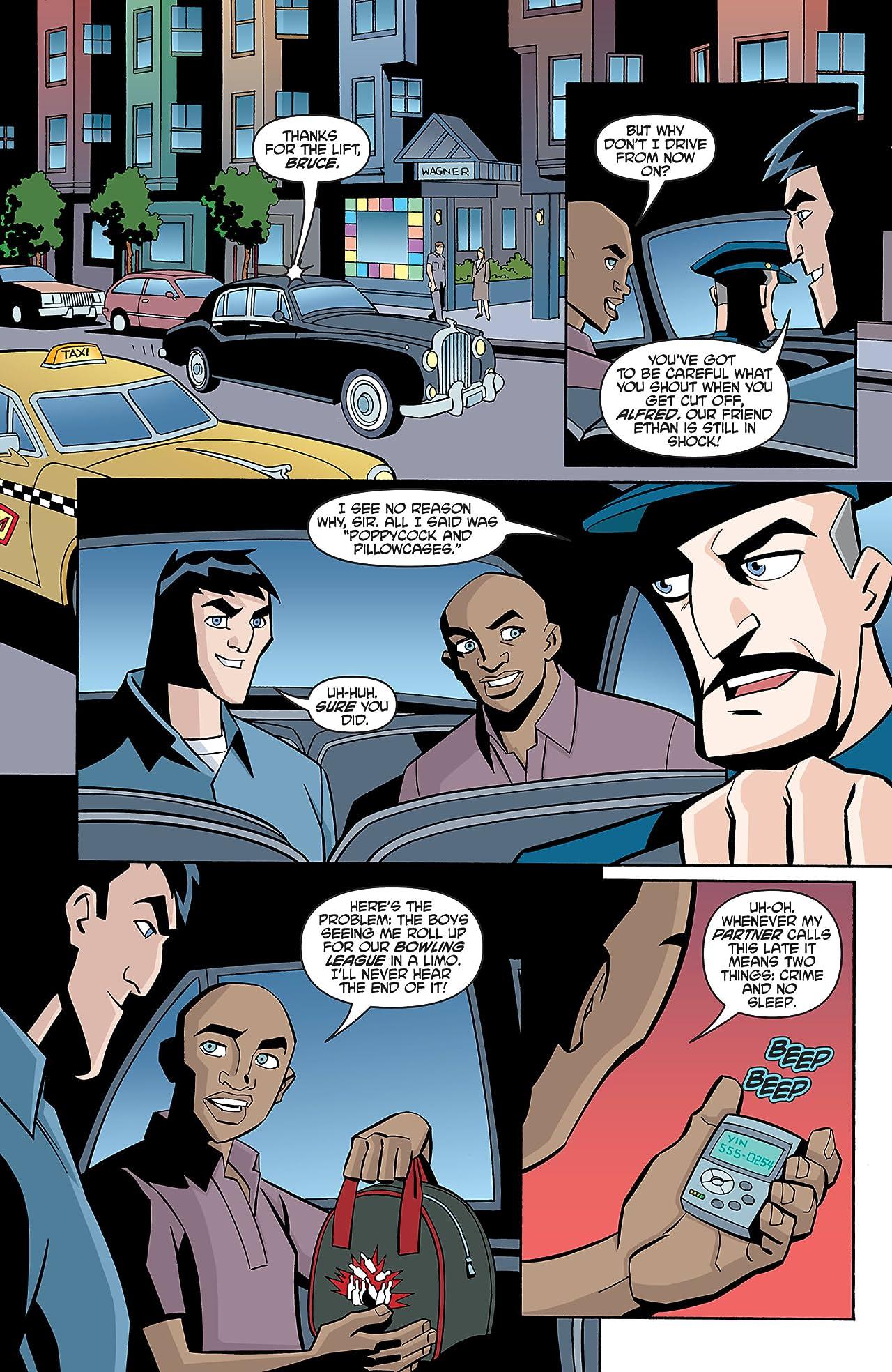 The Batman Strikes! #7