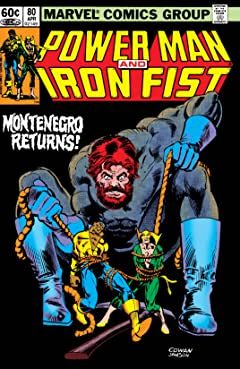 Power Man and Iron Fist (1978-1986) #80