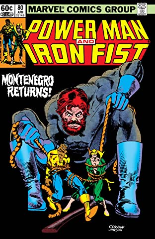 Power Man and Iron Fist (1978-1986) No.80