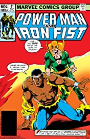 Power Man and Iron Fist (1978-1986) #81