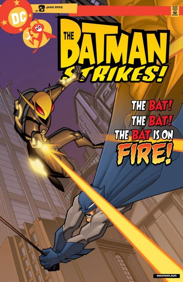 The Batman Strikes! #8