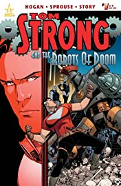 Tom Strong and the Robots of Doom #1 (of 6)