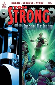 Tom Strong and the Robots of Doom #2 (of 6)