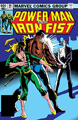 Power Man and Iron Fist (1978-1986) #86
