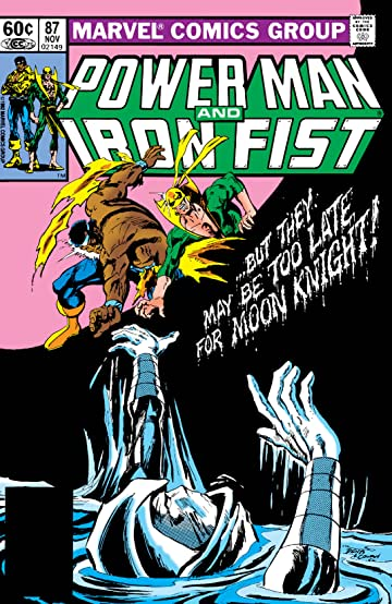 Power Man and Iron Fist (1978-1986) #87