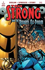Tom Strong and the Robots of Doom #3