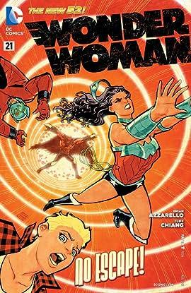Wonder Woman (2011-2016) #21