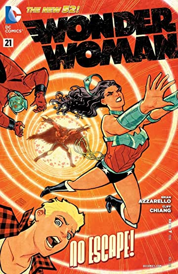 Wonder Woman (2011-) #21