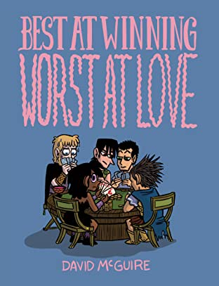 Gastrophobia Vol. 3: Best at Winning, Worst at Love
