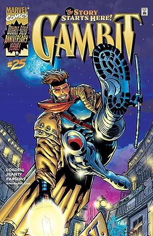 Gambit (1999-2001) #25