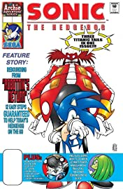 Sonic the Hedgehog #118