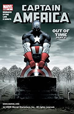 Captain America (2004-2011) No.4
