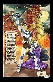 Voltron: Legendary Defender #3 (of 5)