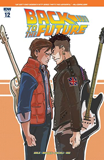 Back to the Future #12