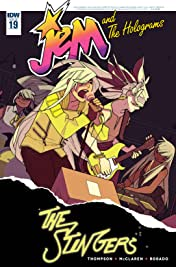 Jem and the Holograms (2015-) #19