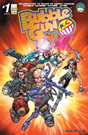 BubbleGun Vol. 1 #1 (of 5)