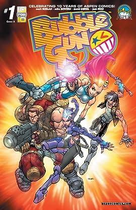 BubbleGun Vol. 1 #1 (of 5)