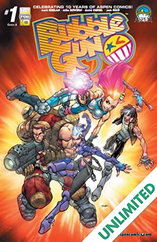 BubbleGun #1 (of 5)