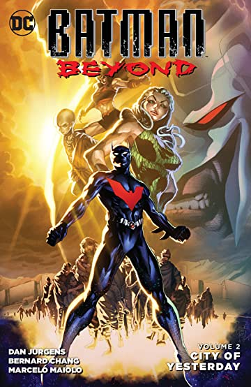 Batman Beyond (2015-2016) Vol. 2
