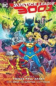 Justice League 3001 (2015-2016) Vol. 2