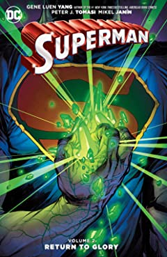 Superman (2011-2016) Vol. 2: Return to Glory