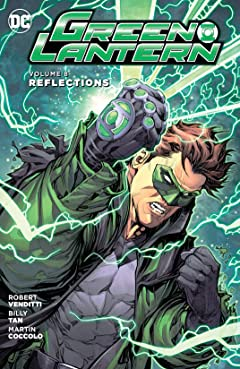 Green Lantern (2011-2015) Tome 8: Reflections