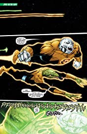 Green Lantern (2011-2015) Vol. 8: Reflections