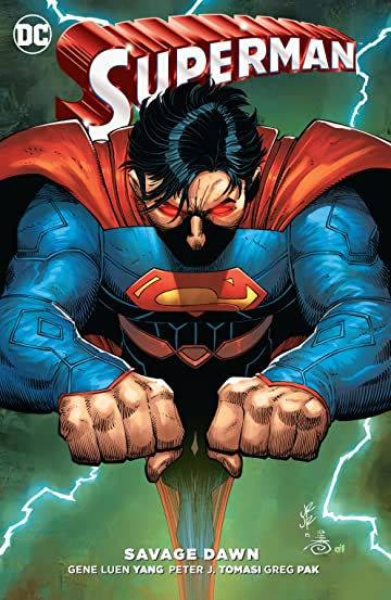 Superman: Savage Dawn