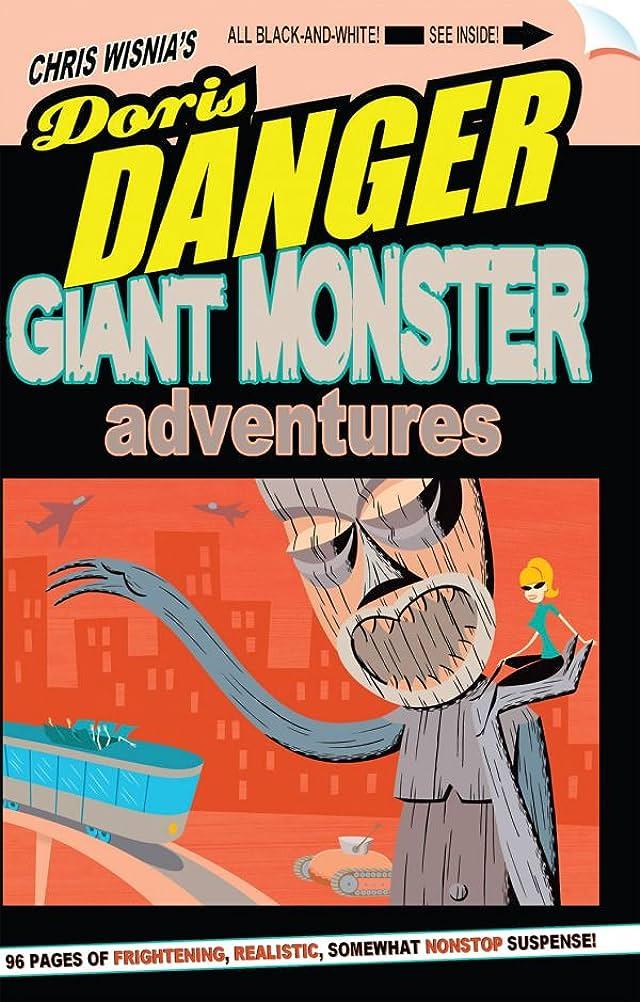 Doris Danger: Giant Monster Adventures