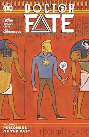 Doctor Fate (2015-) Vol. 2: Prisoners of the Past