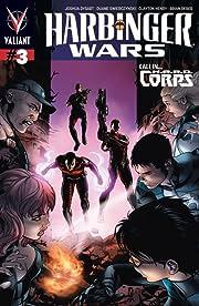 Harbinger Wars No.3 (sur 4): Digital Exclusives Edition