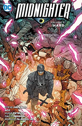 Midnighter (2015-2016) Vol. 2: Hard