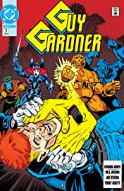 Guy Gardner: Warrior (1992-1996) #7