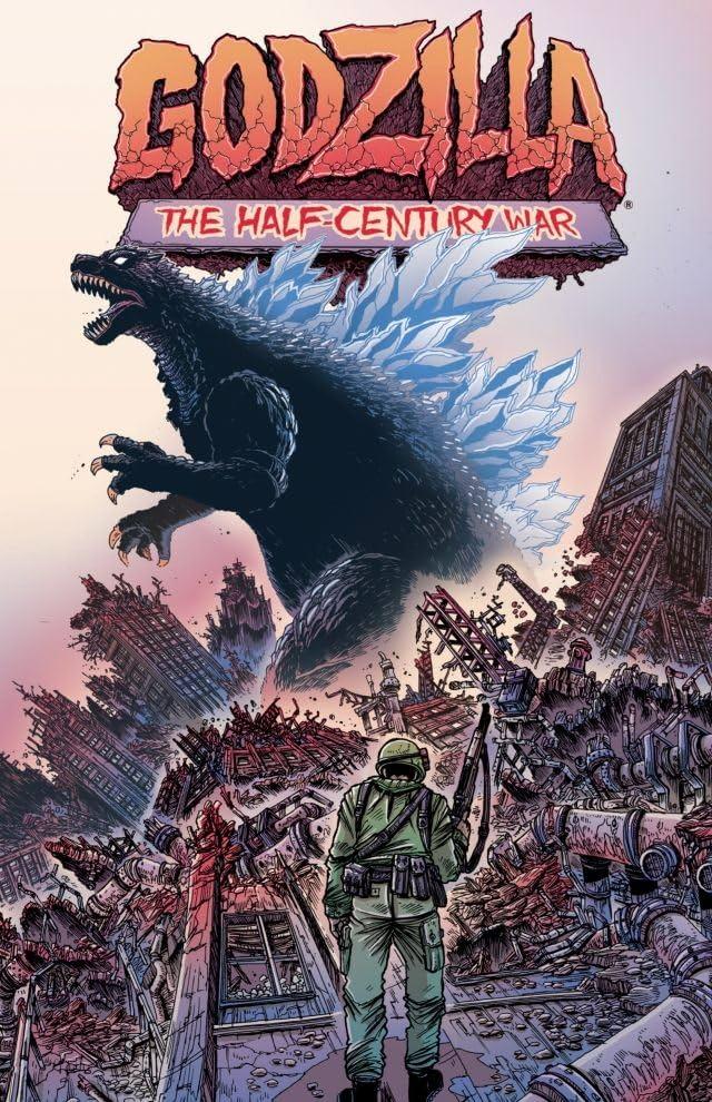Godzilla: Half Century War