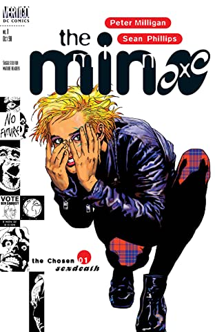 The Minx (1998-1999) #1