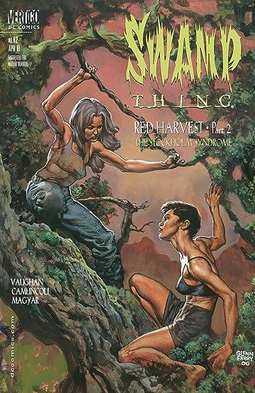 Swamp Thing (2000-2001) #12