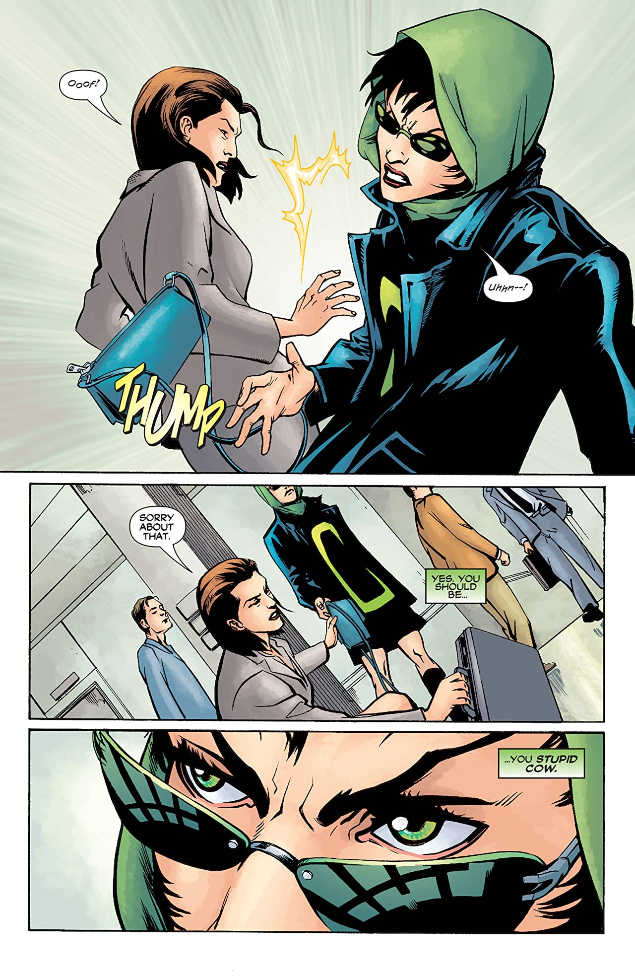 Manhunter (2004-2009) #9