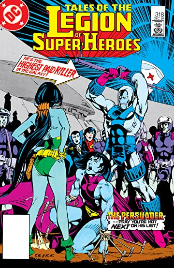 Tales of the Legion of Super-Heroes (1984-1989) #318