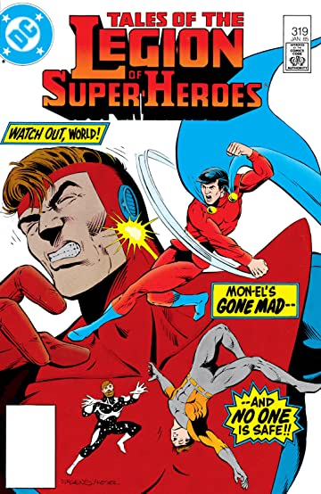 Tales of the Legion of Super-Heroes (1984-1989) #319