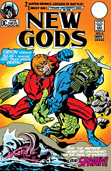 The New Gods (1971-1978) #5