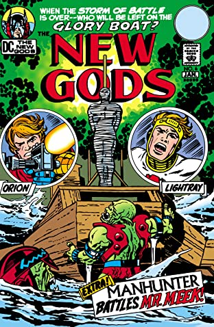 The New Gods (1971-1978) #6