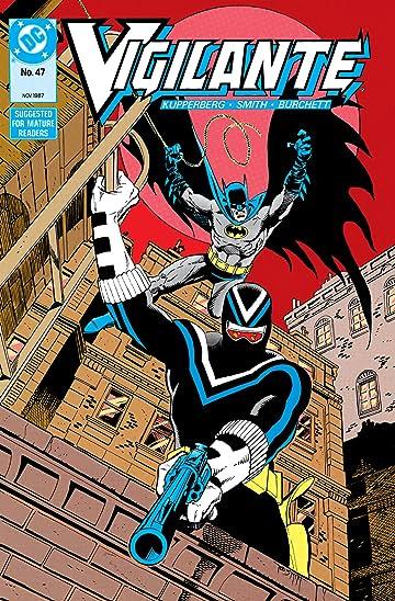 Vigilante (1983-1988) #47