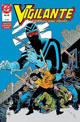 Vigilante (1983-1988) #48