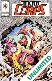 H.A.R.D. Corps (1992-1995) #21