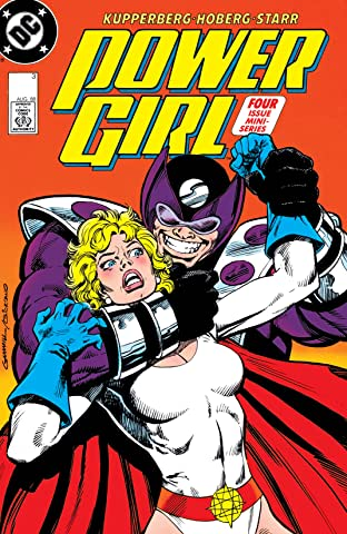 Power Girl (1988) #3