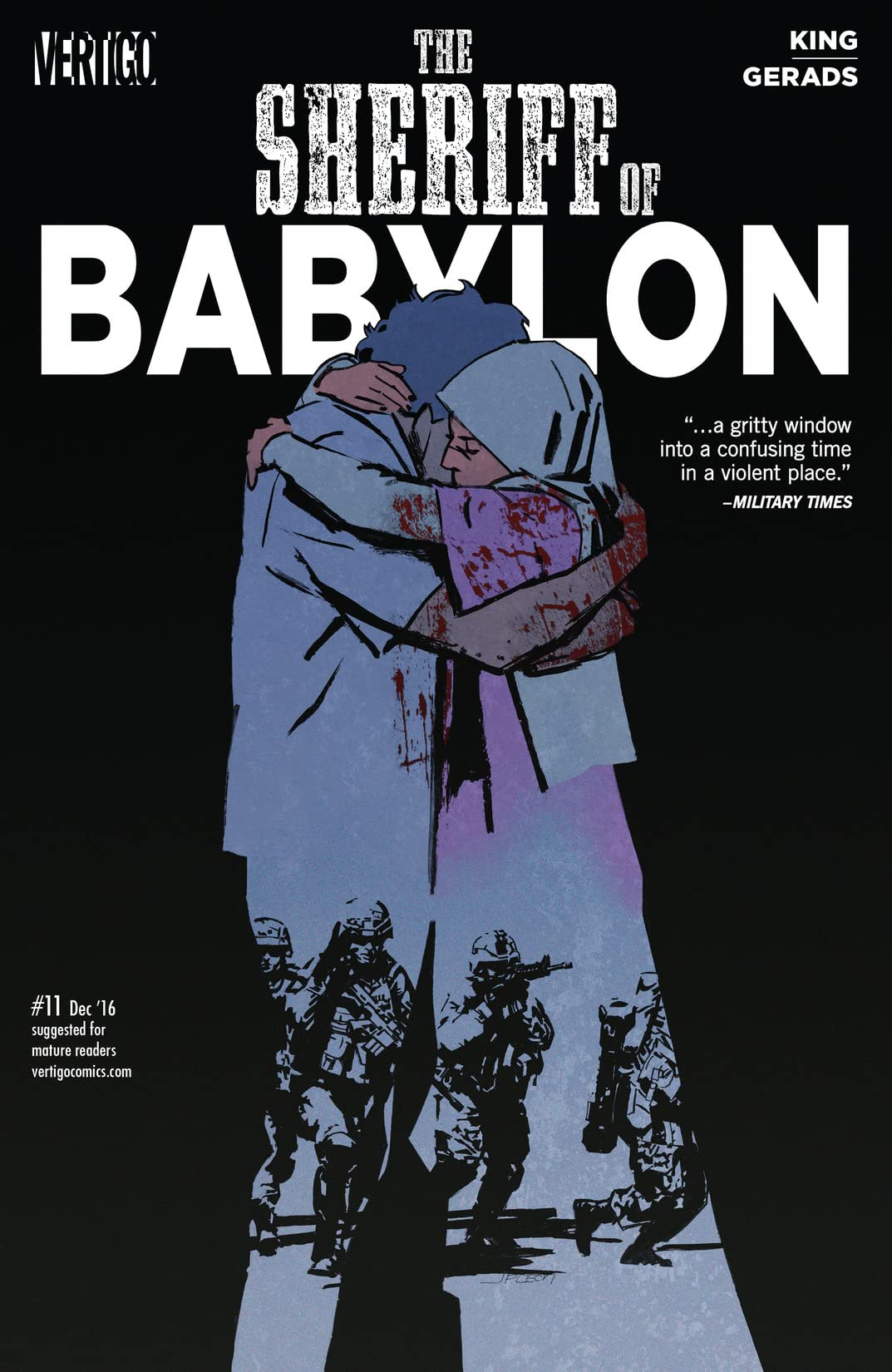Sheriff of Babylon (2015-2016) #11